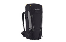 Vaude Astra 65+10 III black/pepples